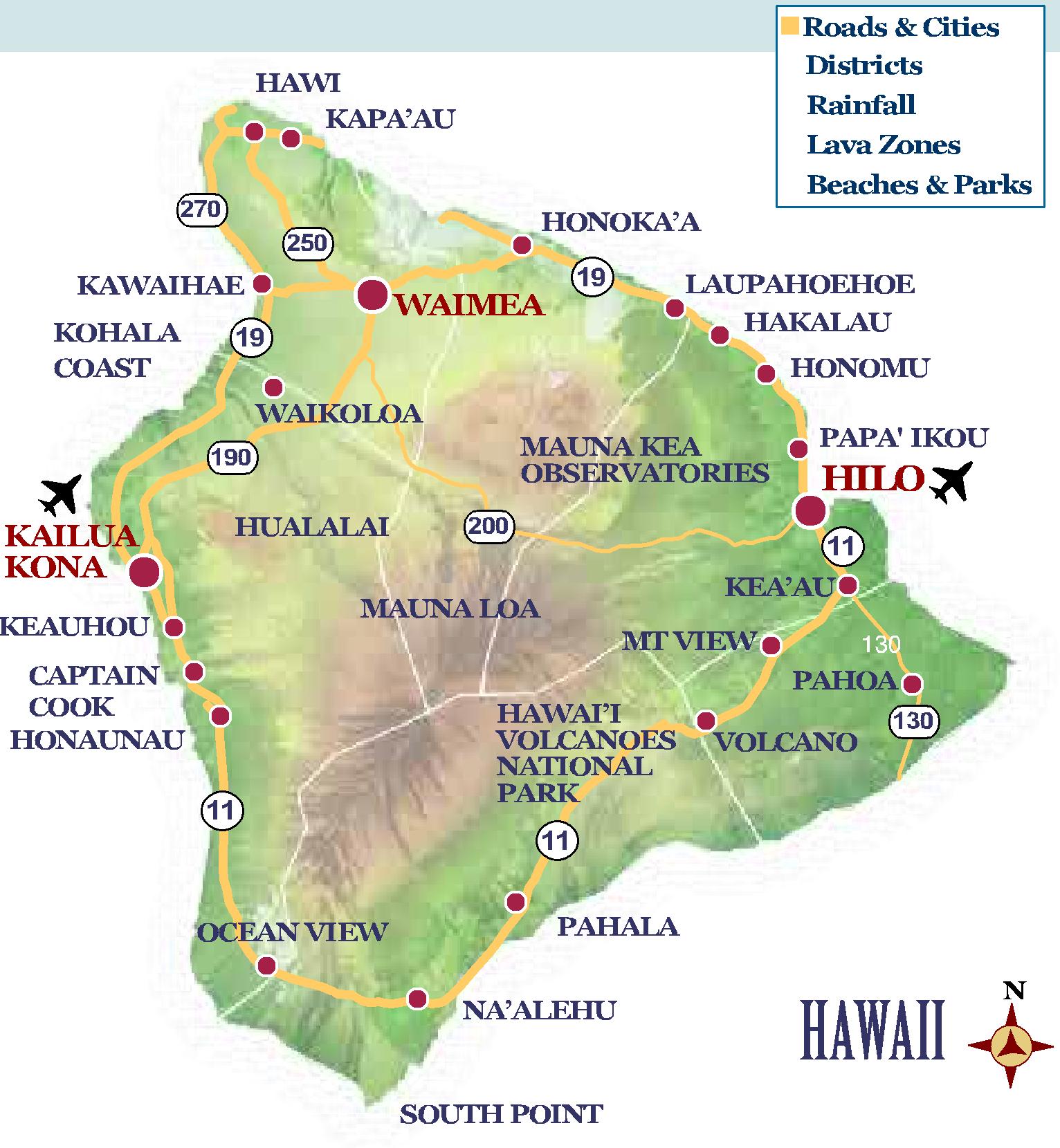 Kohala Hawaii Map.Cocoa 2010 Homepage